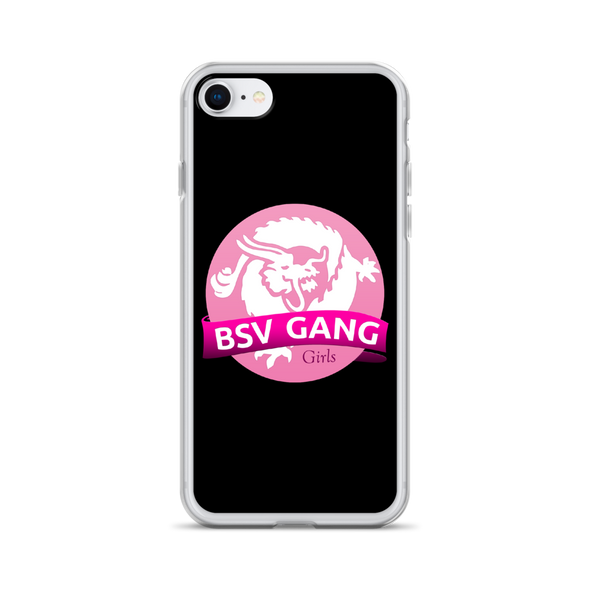Bitcoin SV Gang Girls iPhone Case iPhone 7/8  - zeroconfs