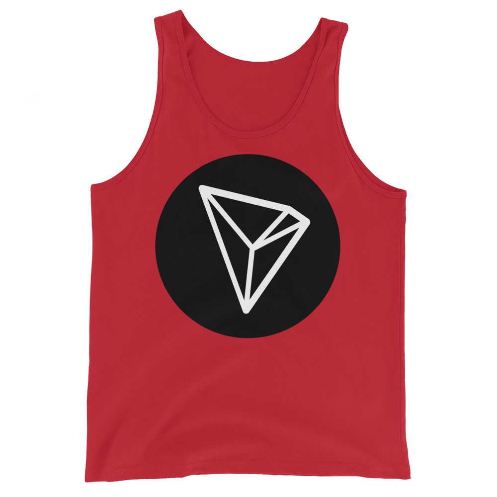 Tron Tank Top Red XS - zeroconfs