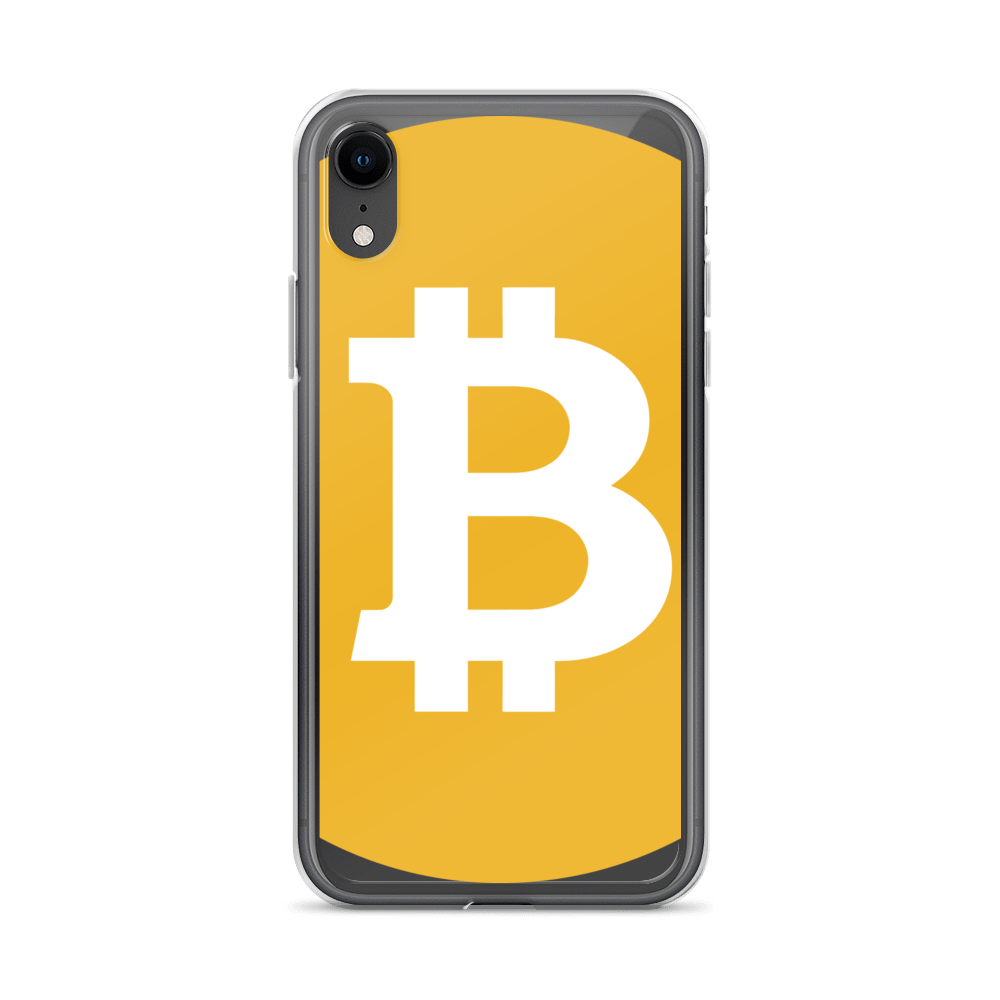 Bitcoin SV Logo iPhone Case iPhone XR  - zeroconfs