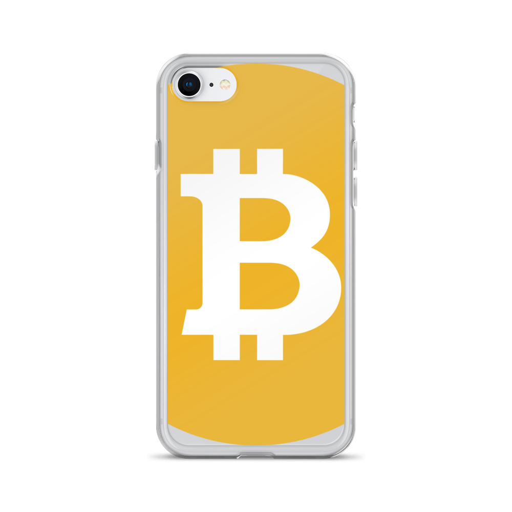 Bitcoin SV Logo iPhone Case iPhone 7/8  - zeroconfs