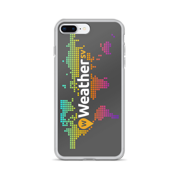 Weather SV iPhone Case iPhone 7 Plus/8 Plus  - zeroconfs