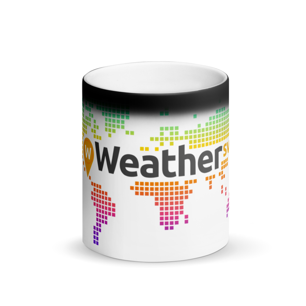 Weather SV Bitcoin SV Magic Mug   - zeroconfs