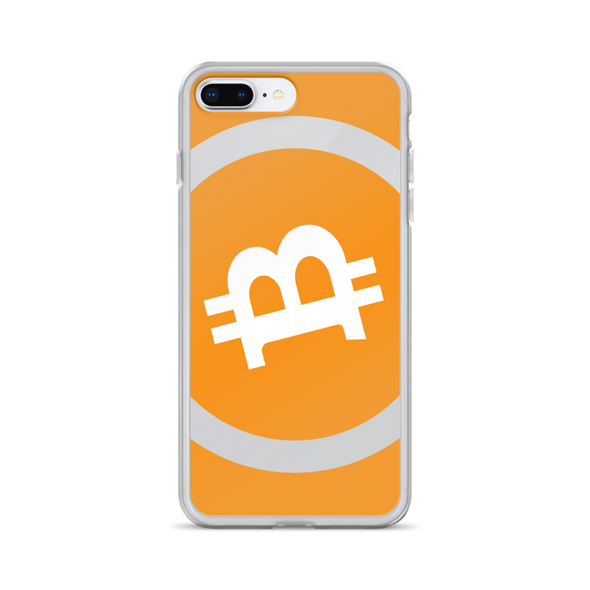Bitcoin Cash iPhone Case iPhone 7 Plus/8 Plus  - zeroconfs