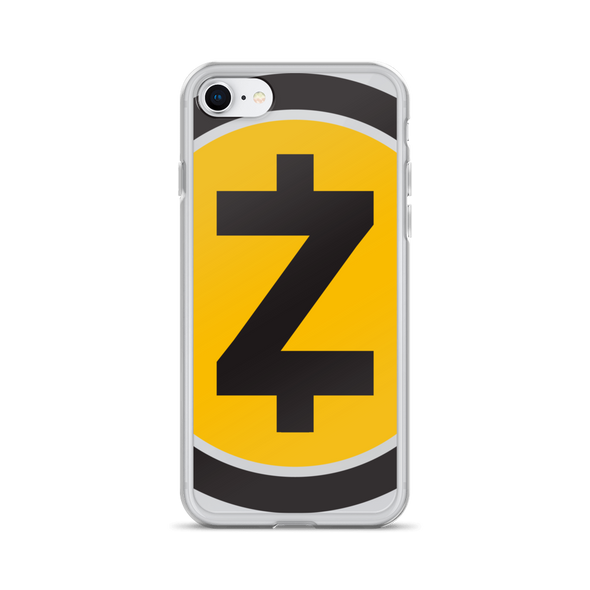 Zcash iPhone Case iPhone 7/8  - zeroconfs