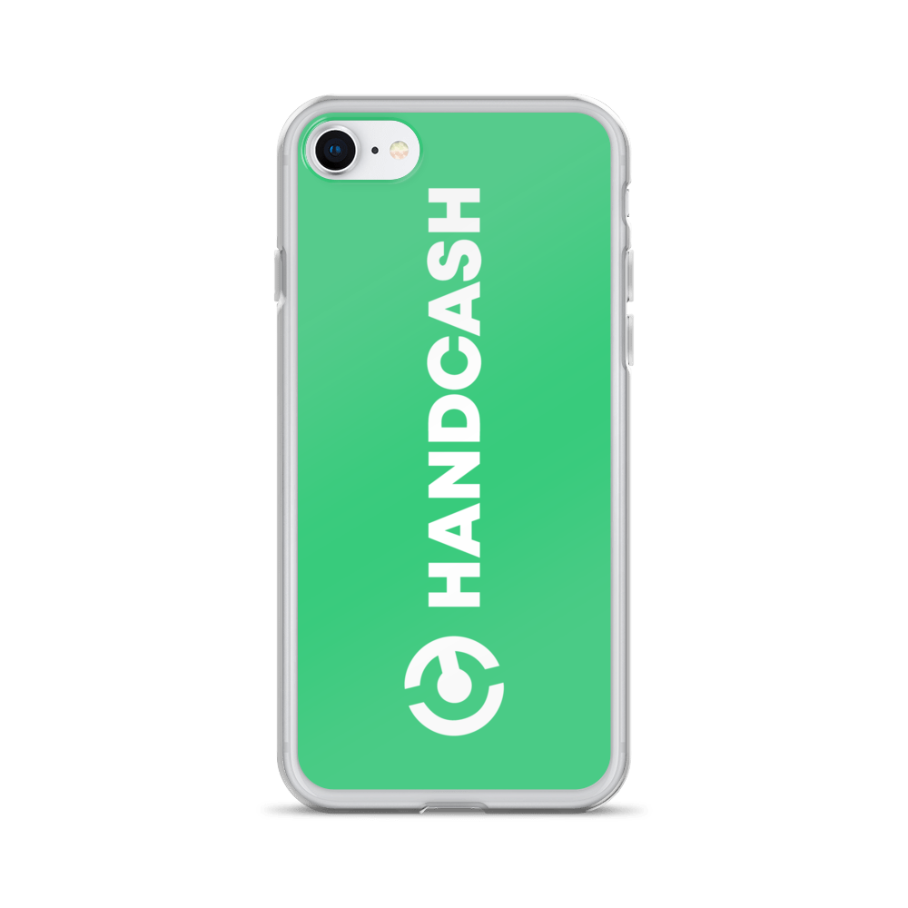 HandCash Official Licensed iPhone Case iPhone 7/8  - zeroconfs