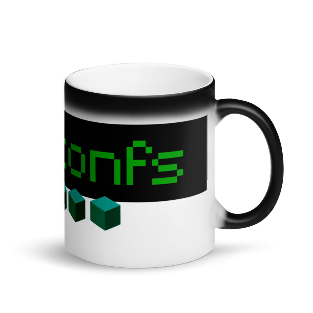 Zeroconfs.com Magic Mug Default Title  - zeroconfs