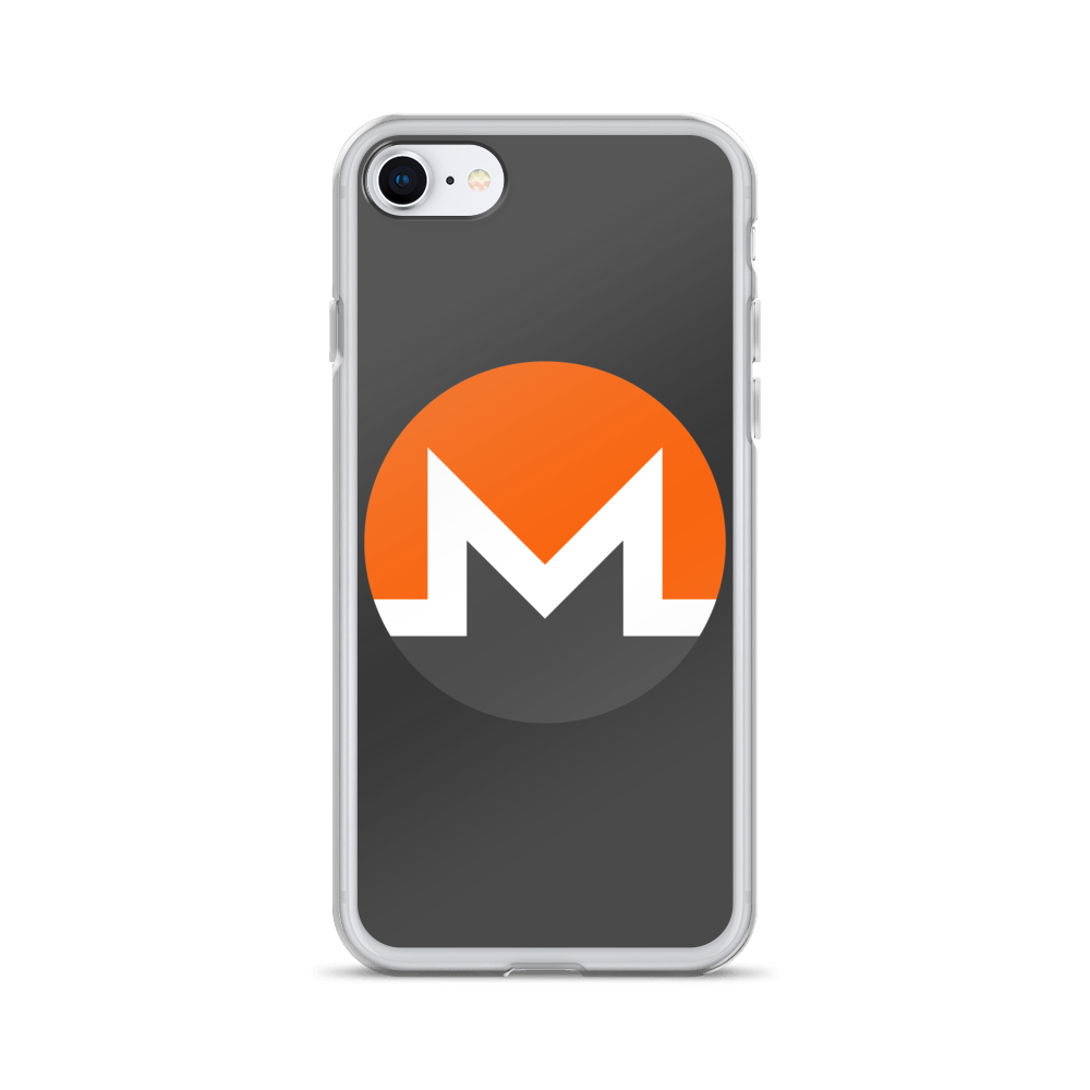 Monero iPhone Case iPhone 7/8  - zeroconfs
