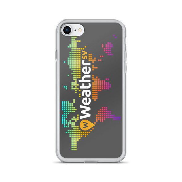 Weather SV iPhone Case iPhone 7/8  - zeroconfs