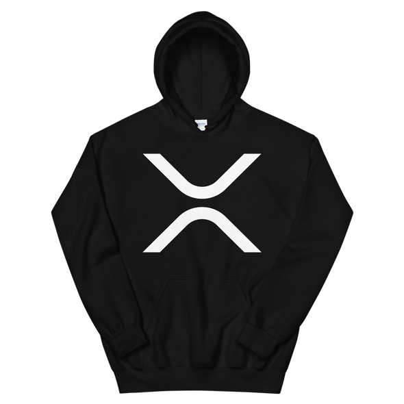 Ripple Hooded Sweatshirt Black S - zeroconfs