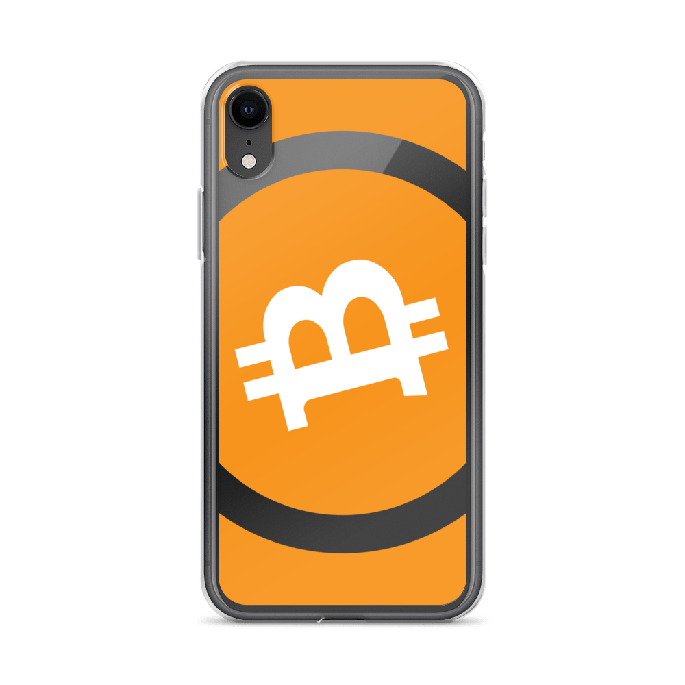 Bitcoin Cash iPhone Case iPhone XR  - zeroconfs