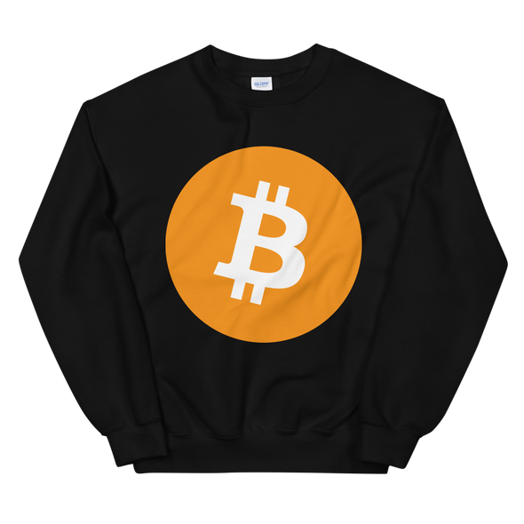 Bitcoin Core Women's Sweatshirt Black S - zeroconfs