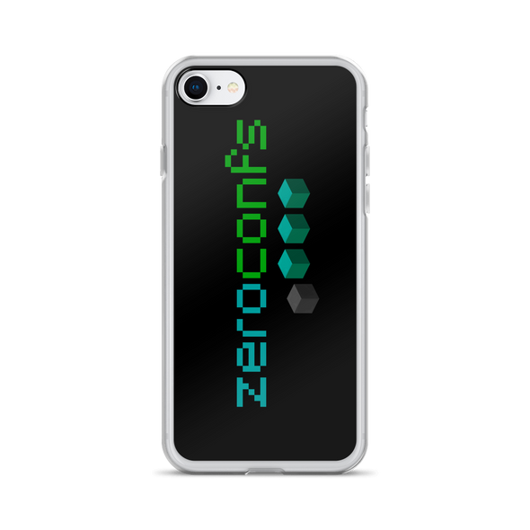 Zeroconfs.com iPhone Case iPhone 7/8  - zeroconfs