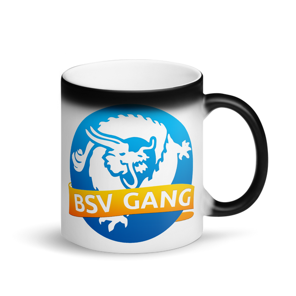 Bitcoin SV Gang Magic Mug Default Title  - zeroconfs