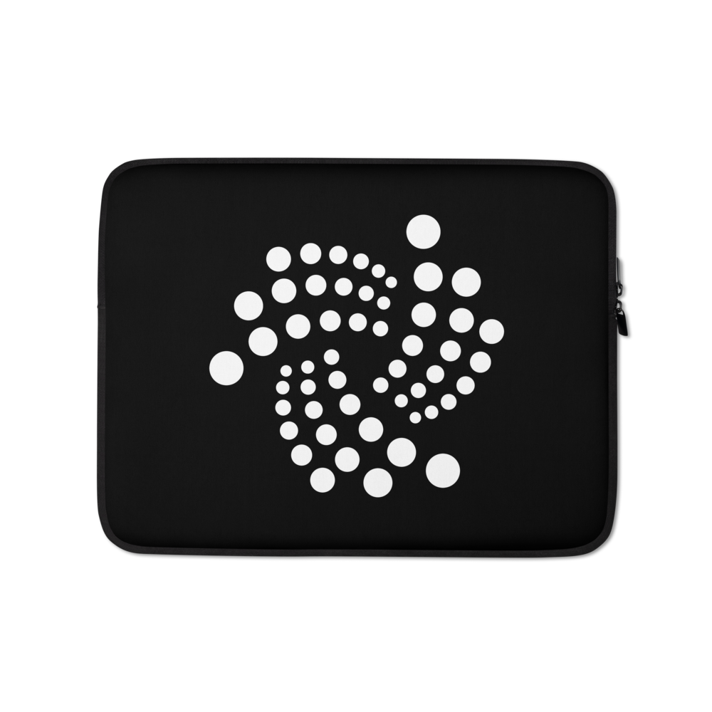 IOTA Laptop Sleeve 13 in  - zeroconfs