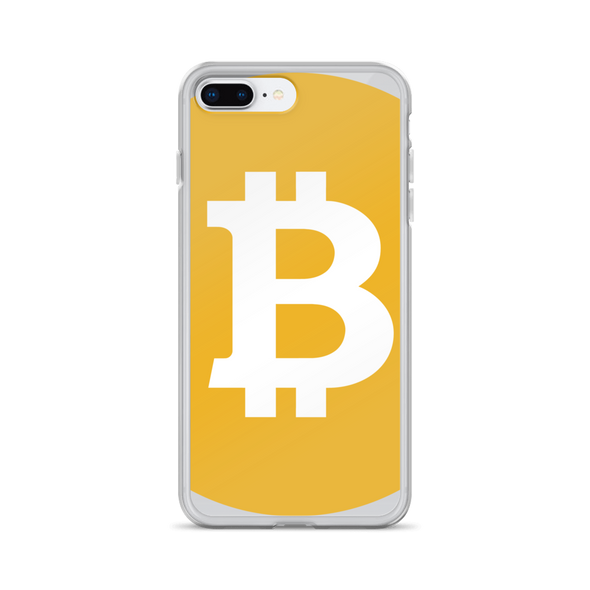 Bitcoin SV Logo iPhone Case iPhone 7 Plus/8 Plus  - zeroconfs