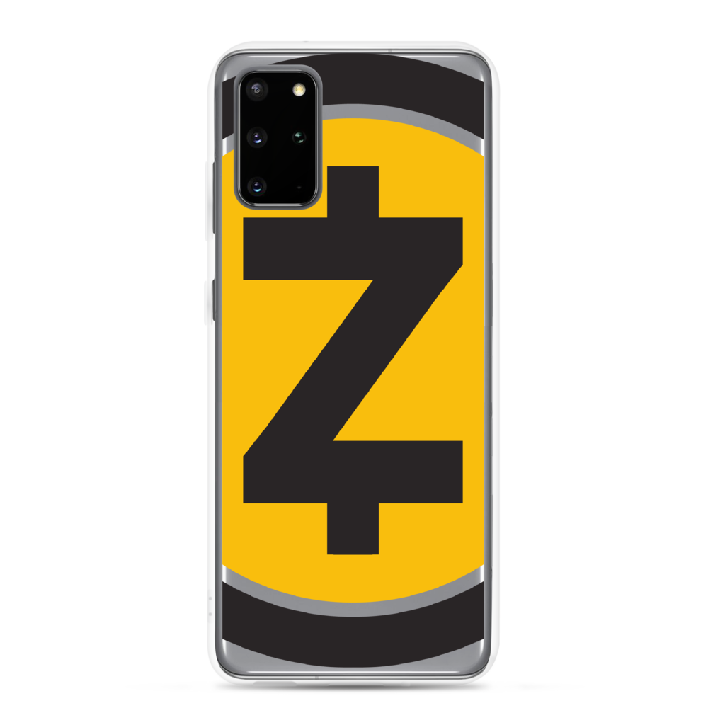 Zcash Samsung Case Samsung Galaxy S20 Plus  - zeroconfs