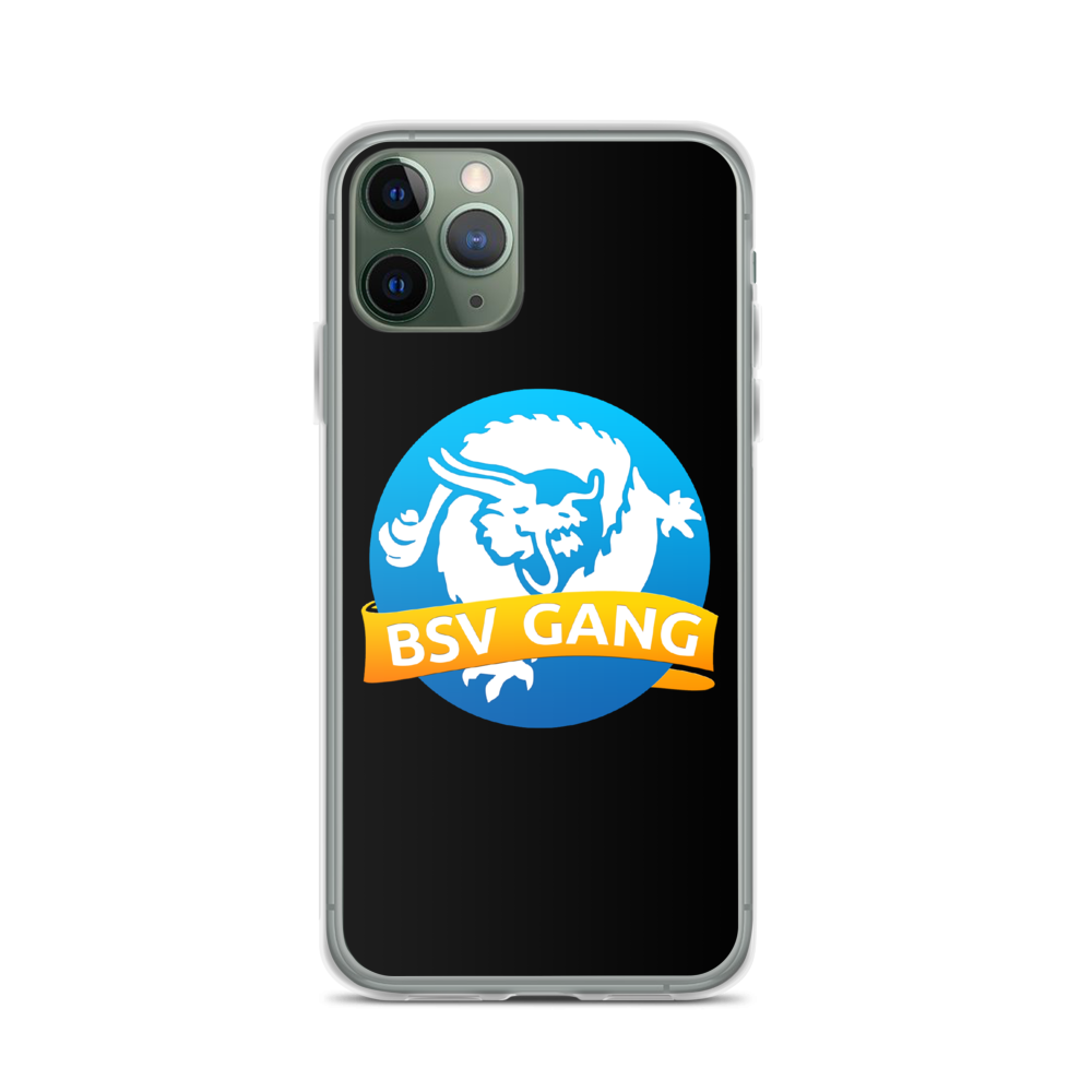 Bitcoin SV Gang iPhone Case iPhone 11 Pro  - zeroconfs