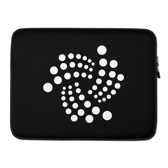 IOTA Laptop Sleeve 15 in  - zeroconfs