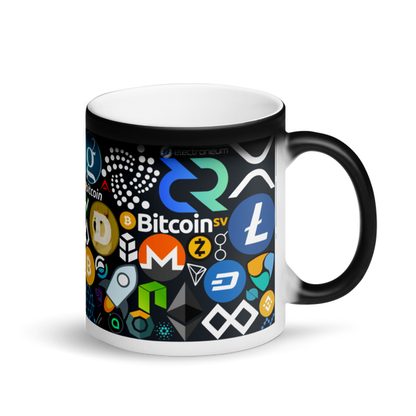Crypto Calling Magic Mug Default Title  - zeroconfs