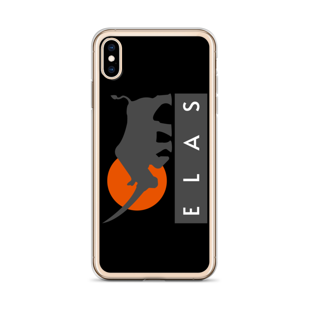ELAS Digital iPhone Case   - zeroconfs