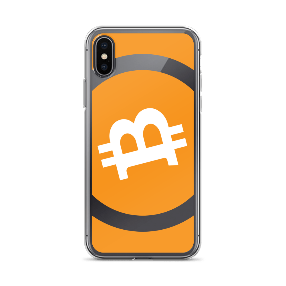 Bitcoin Cash iPhone Case iPhone X/XS  - zeroconfs