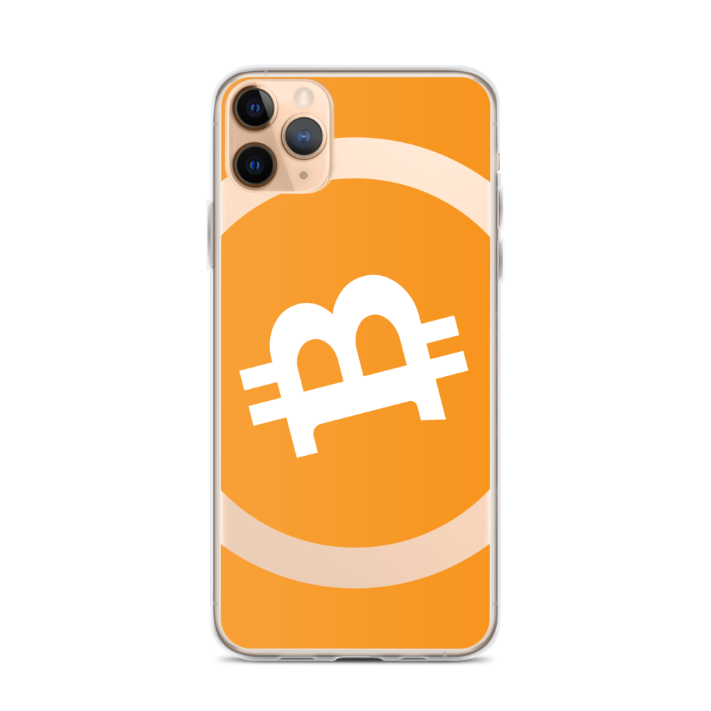 Bitcoin Cash iPhone Case iPhone 11 Pro Max  - zeroconfs