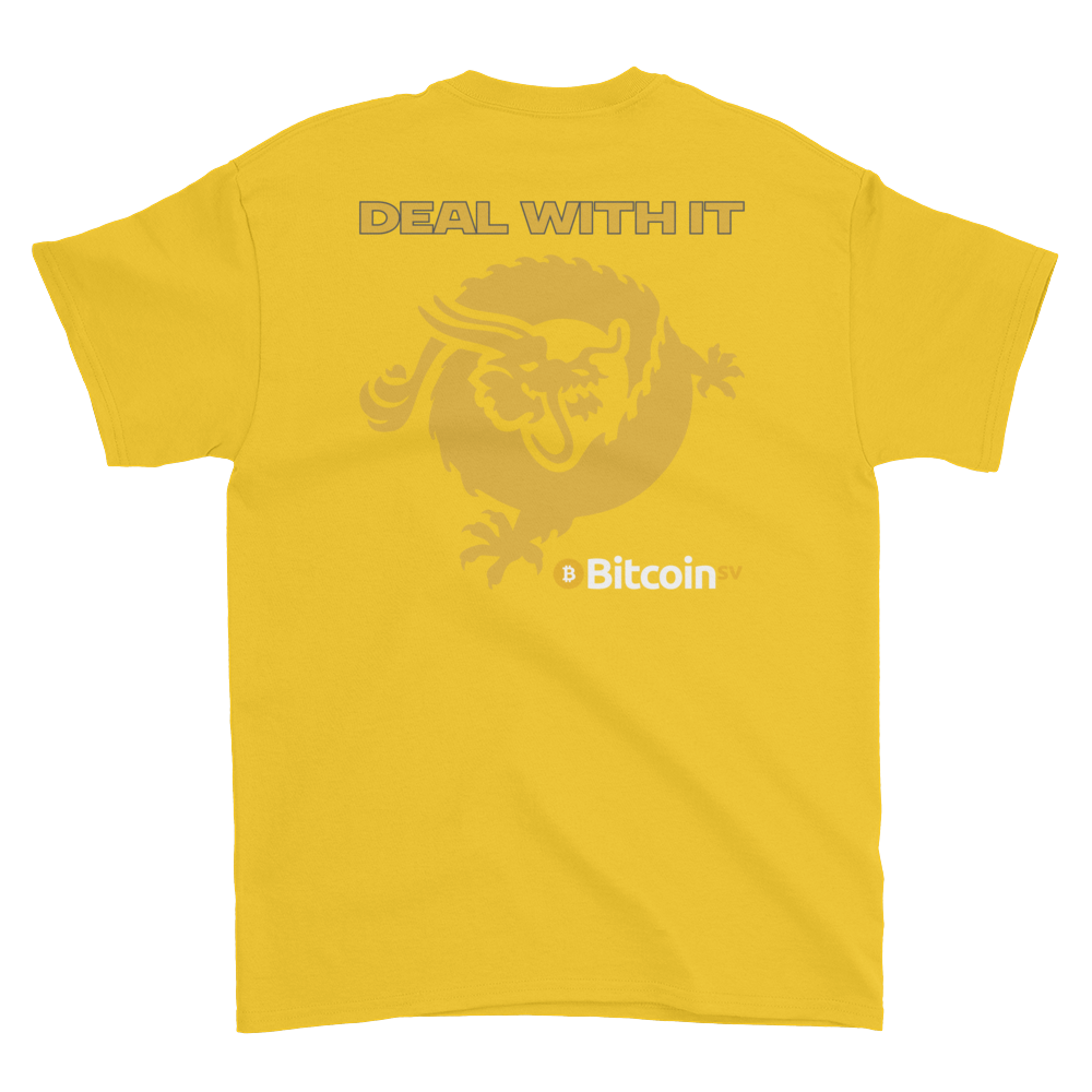 Craig Is Satoshi Short-Sleeve T-Shirt Plus Size   - zeroconfs