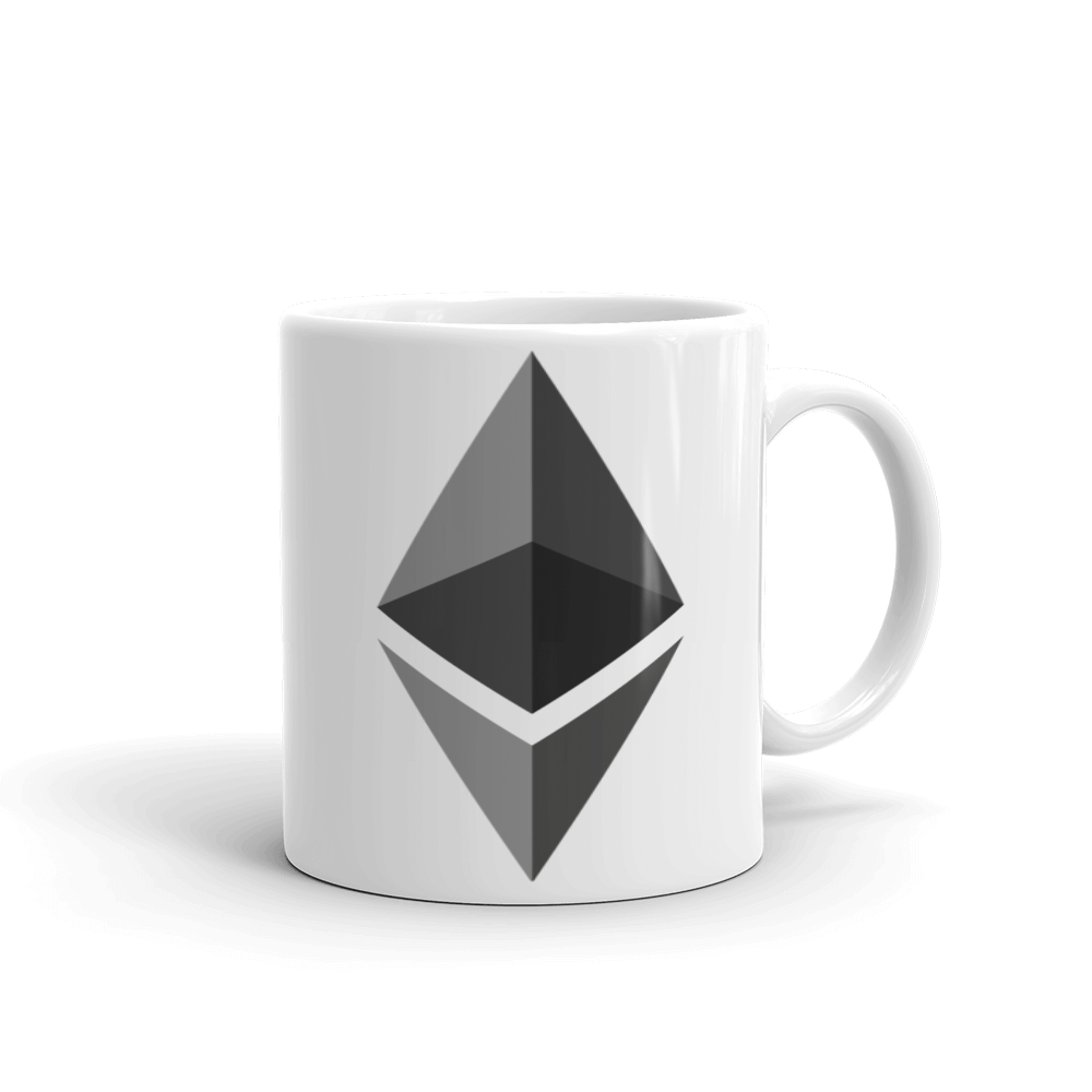 Ethereum Coffee Mug 11oz  - zeroconfs