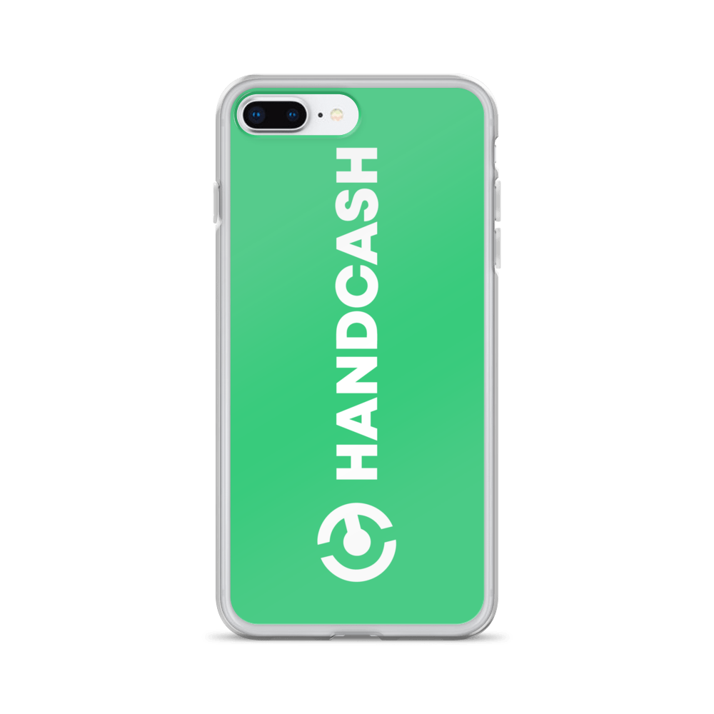 HandCash Official Licensed iPhone Case iPhone 7 Plus/8 Plus  - zeroconfs