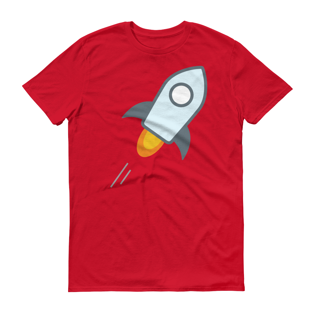 Stellar Short-Sleeve T-Shirt Red S - zeroconfs