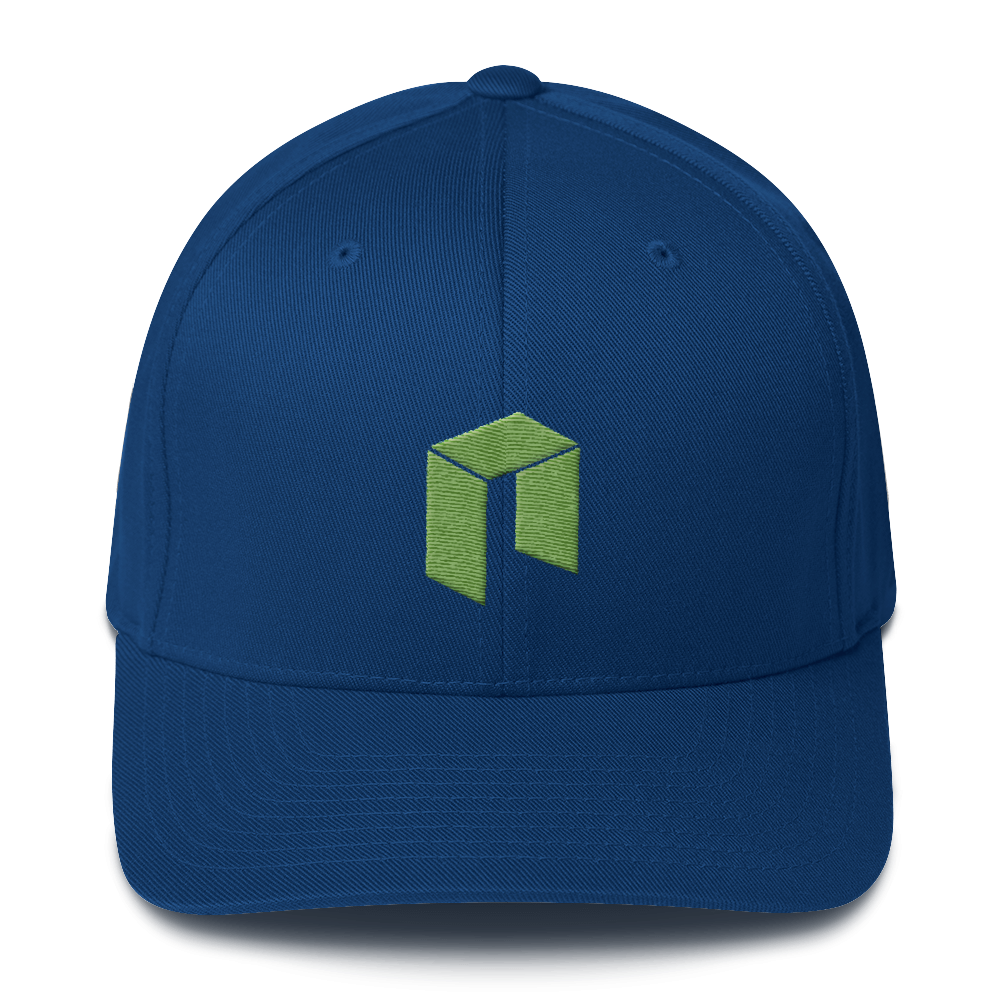 NEO Flexfit Cap Royal Blue S/M - zeroconfs