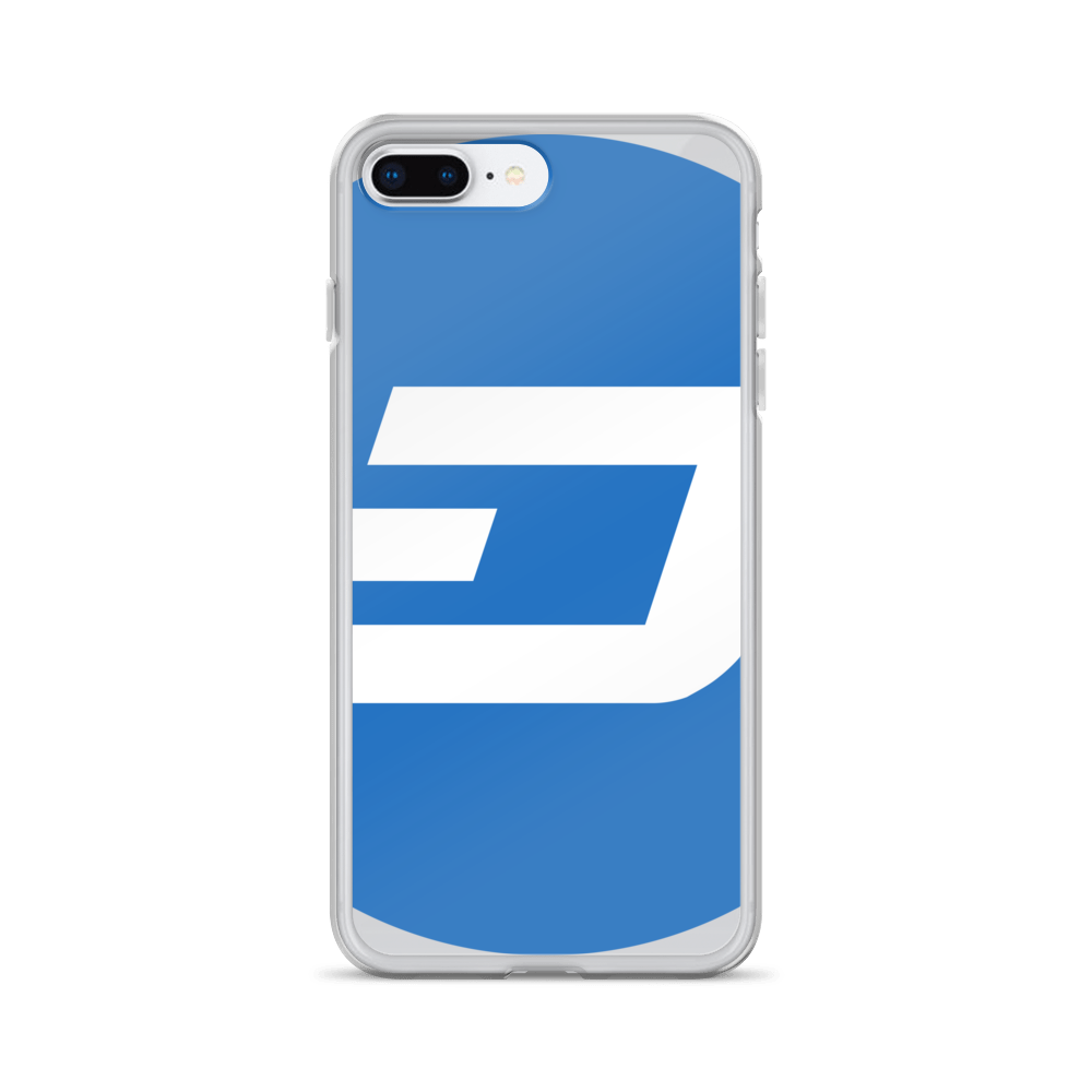 Dash iPhone Case iPhone 7 Plus/8 Plus  - zeroconfs