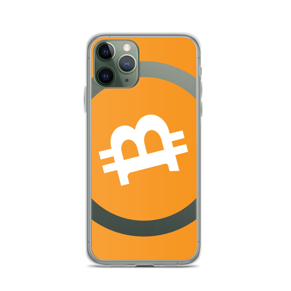 Bitcoin Cash iPhone Case iPhone 11 Pro  - zeroconfs