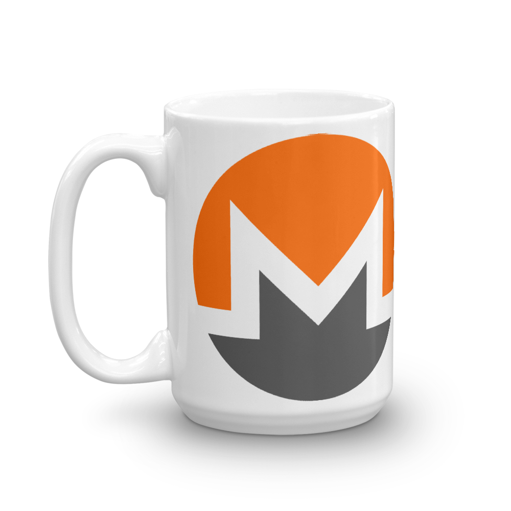 Monero Coffee Mug   - zeroconfs