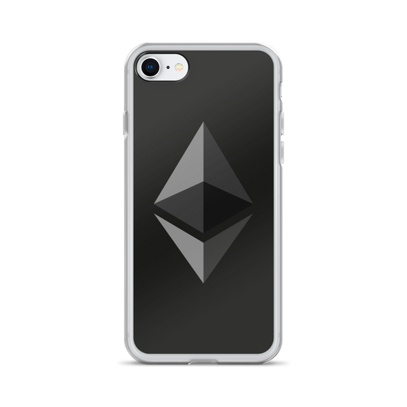 Ethereum iPhone Case iPhone 7/8  - zeroconfs