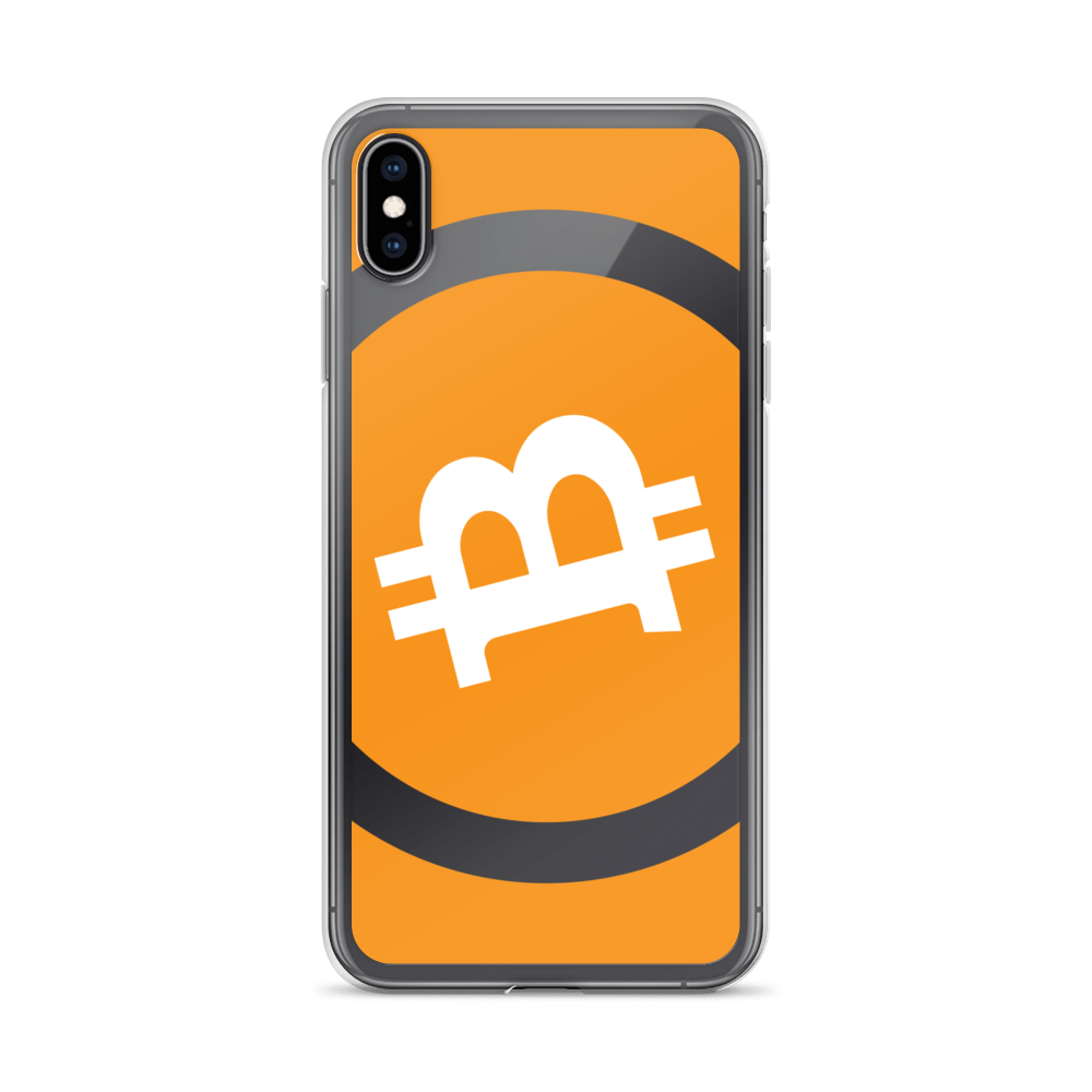 Bitcoin Cash iPhone Case iPhone XS Max  - zeroconfs