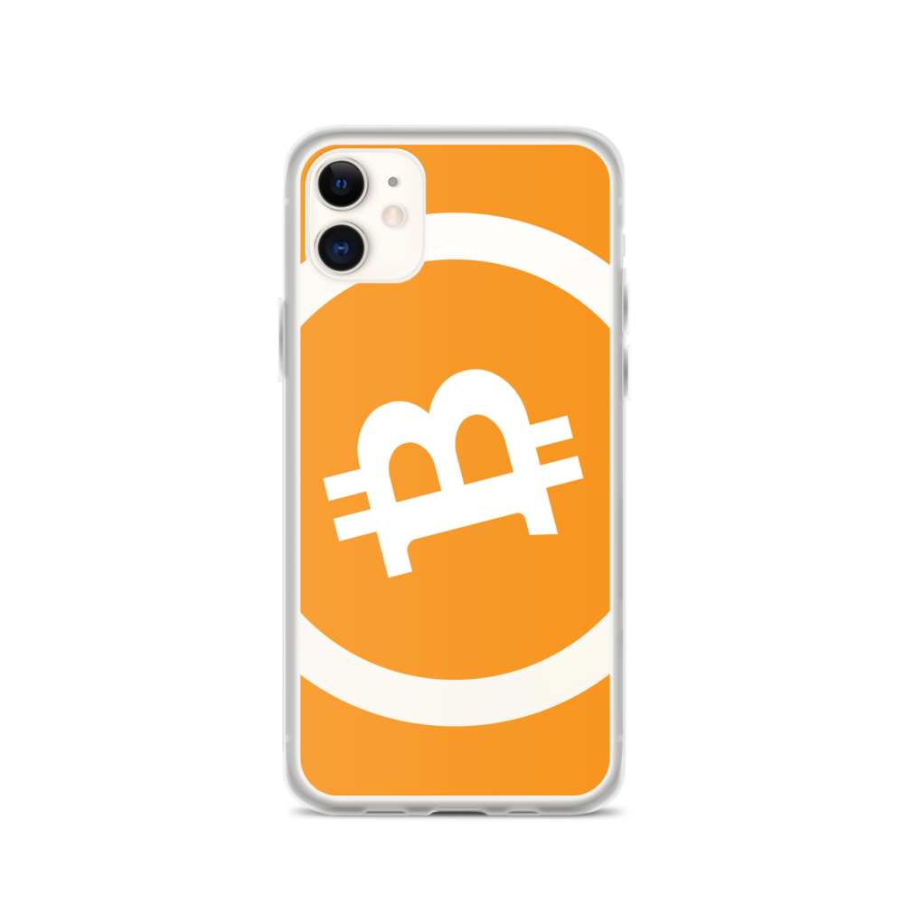 Bitcoin Cash iPhone Case iPhone 11  - zeroconfs