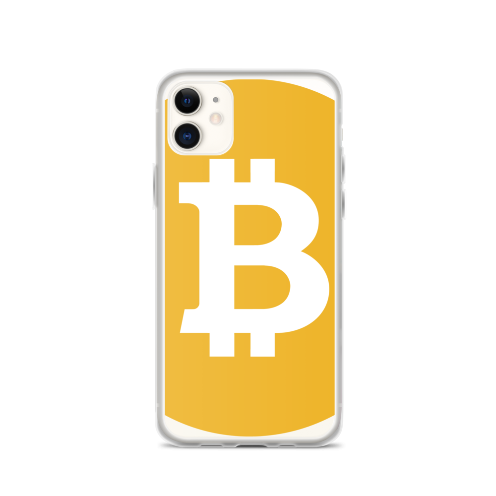 Bitcoin SV Logo iPhone Case iPhone 11  - zeroconfs