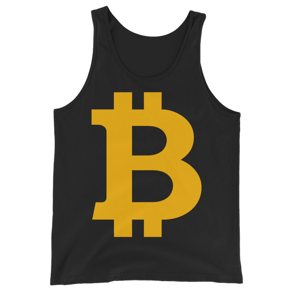 Bitcoin B Tank Top Black XS - zeroconfs