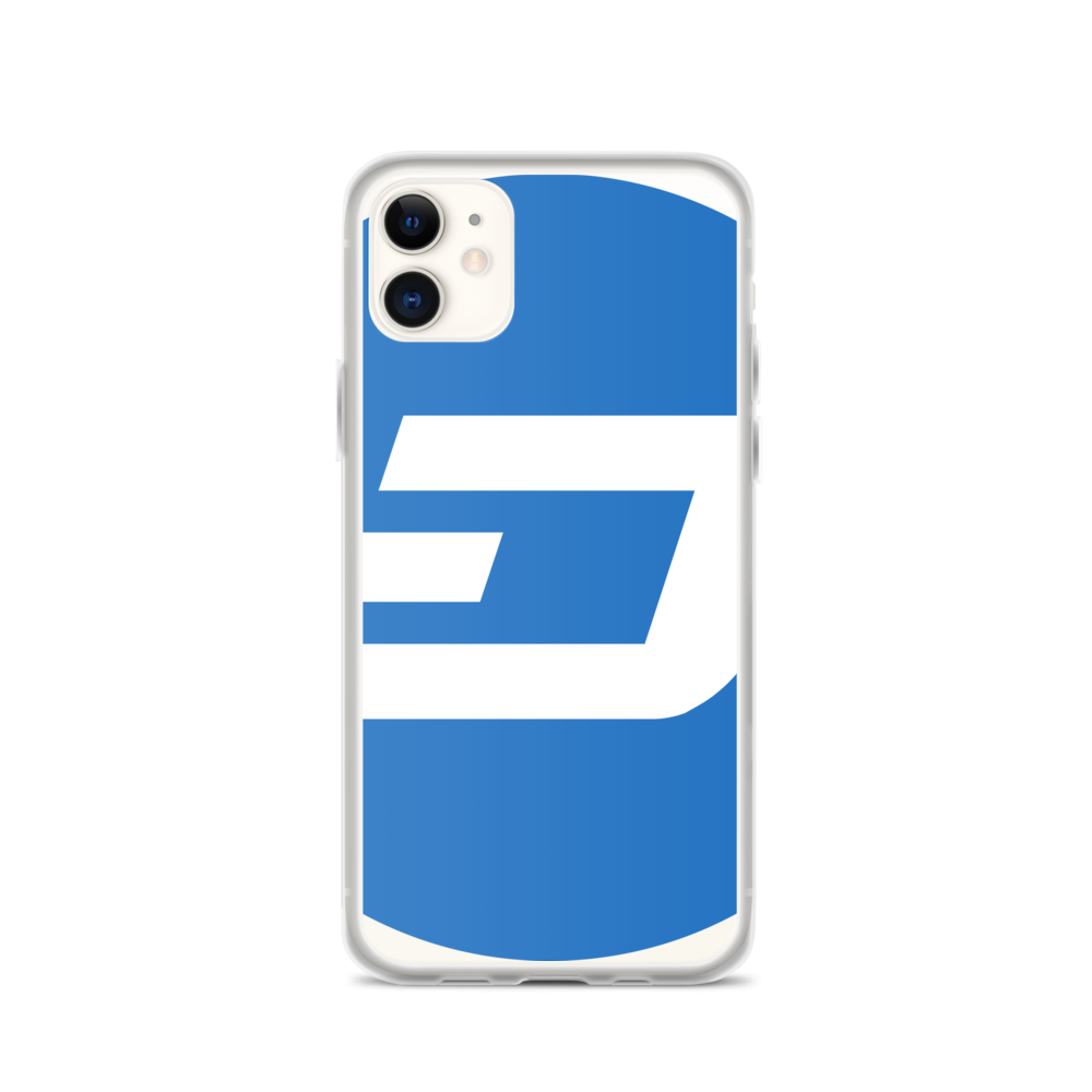 Dash iPhone Case iPhone 11  - zeroconfs