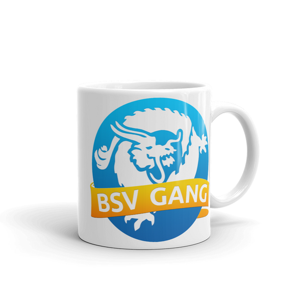 Bitcoin SV Gang Coffee Mug 11oz  - zeroconfs