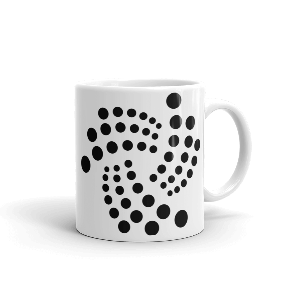 IOTA Coffee Mug 11oz  - zeroconfs