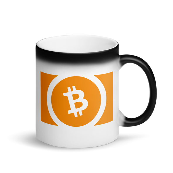 Bitcoin Cash Magic Mug Default Title  - zeroconfs