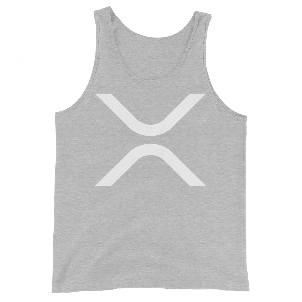 Ripple Tank Top Athletic Heather XS - zeroconfs