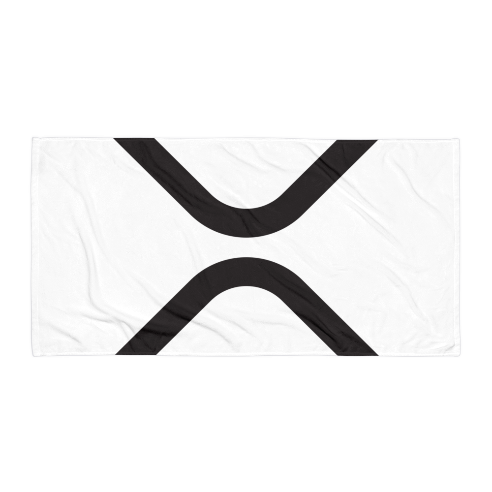 Ripple Beach Towel Default Title  - zeroconfs
