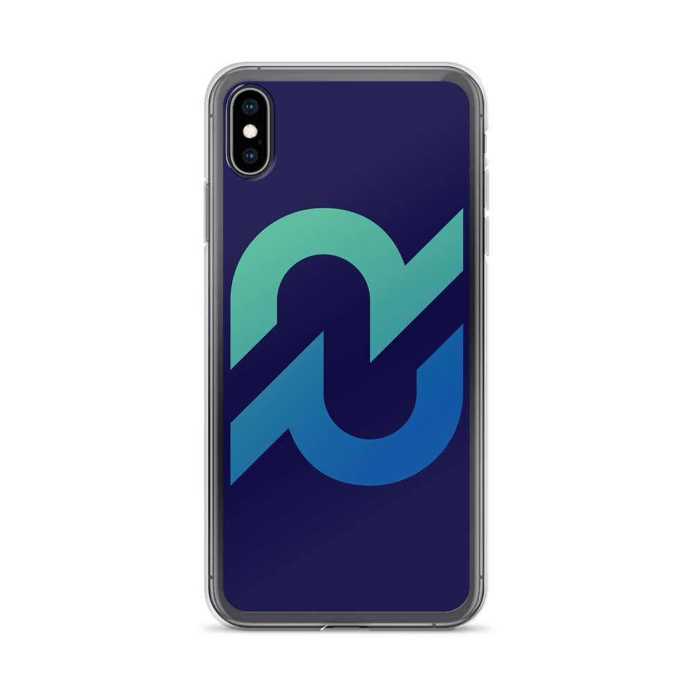 Decred iPhone Case iPhone XS Max  - zeroconfs