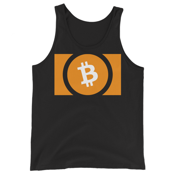 Bitcoin Cash Tank Top Black XS - zeroconfs