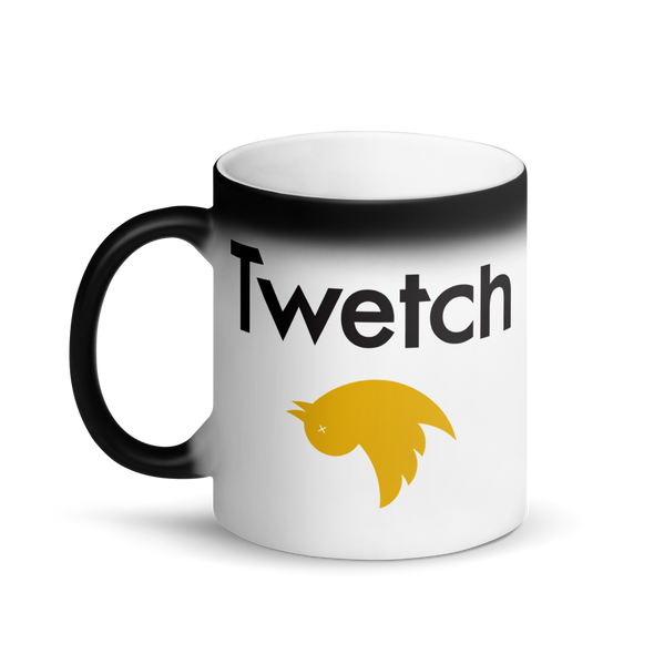 Twetch Bitcoin SV Magic Mug   - zeroconfs