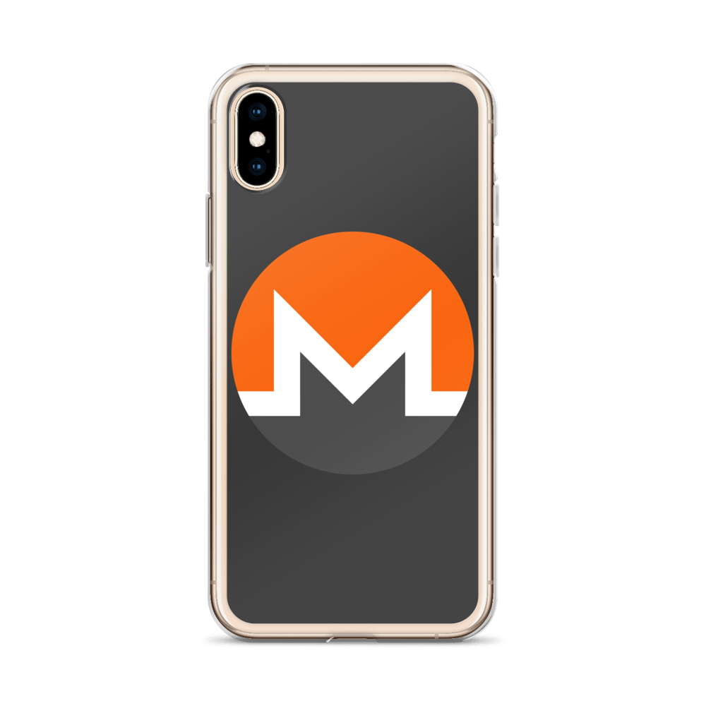 Monero iPhone Case   - zeroconfs