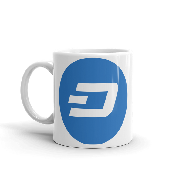 Dash Coffee Mug   - zeroconfs